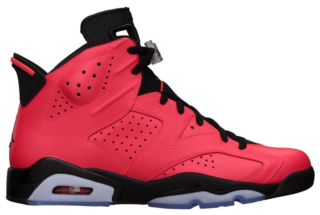 Best Retros of 2014: Air Jordan VI 6 Infrared 23