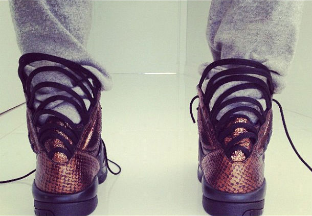 Teyana Taylor x adidas Originals Collaboration Preview