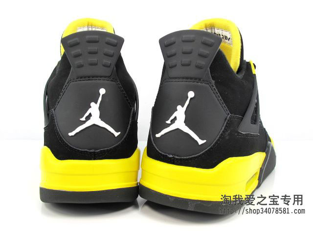 Air Jordan IV 4 Thunder 308497-008 (11)