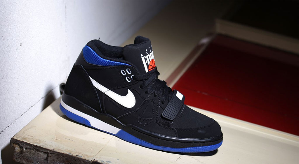 official photos 6a98a 7ef00 Nike Air Alpha Force 2 BlackRoyal 307718-006 (6)