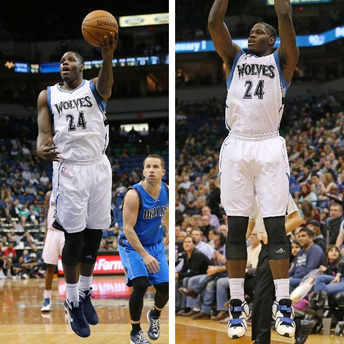 #SoleWatch NBA Power Ranking for January 25: Anthony Bennett
