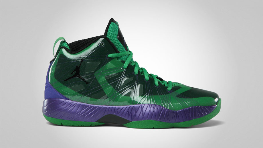 Air Jordan 2012 Lite Superhero Pack Hulk 524992-362 (1)