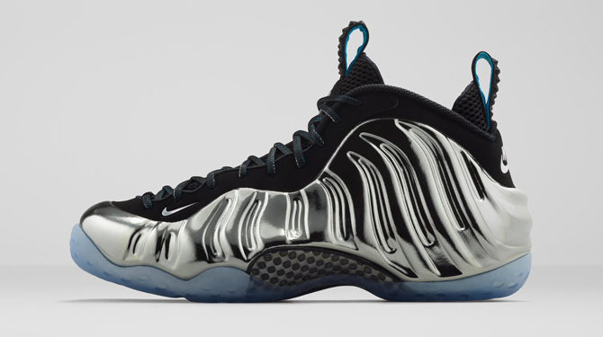 huge selection of 3a336 caaec How to the Buy Nike Foamposite  Mirror  All-Star at Foot Locker