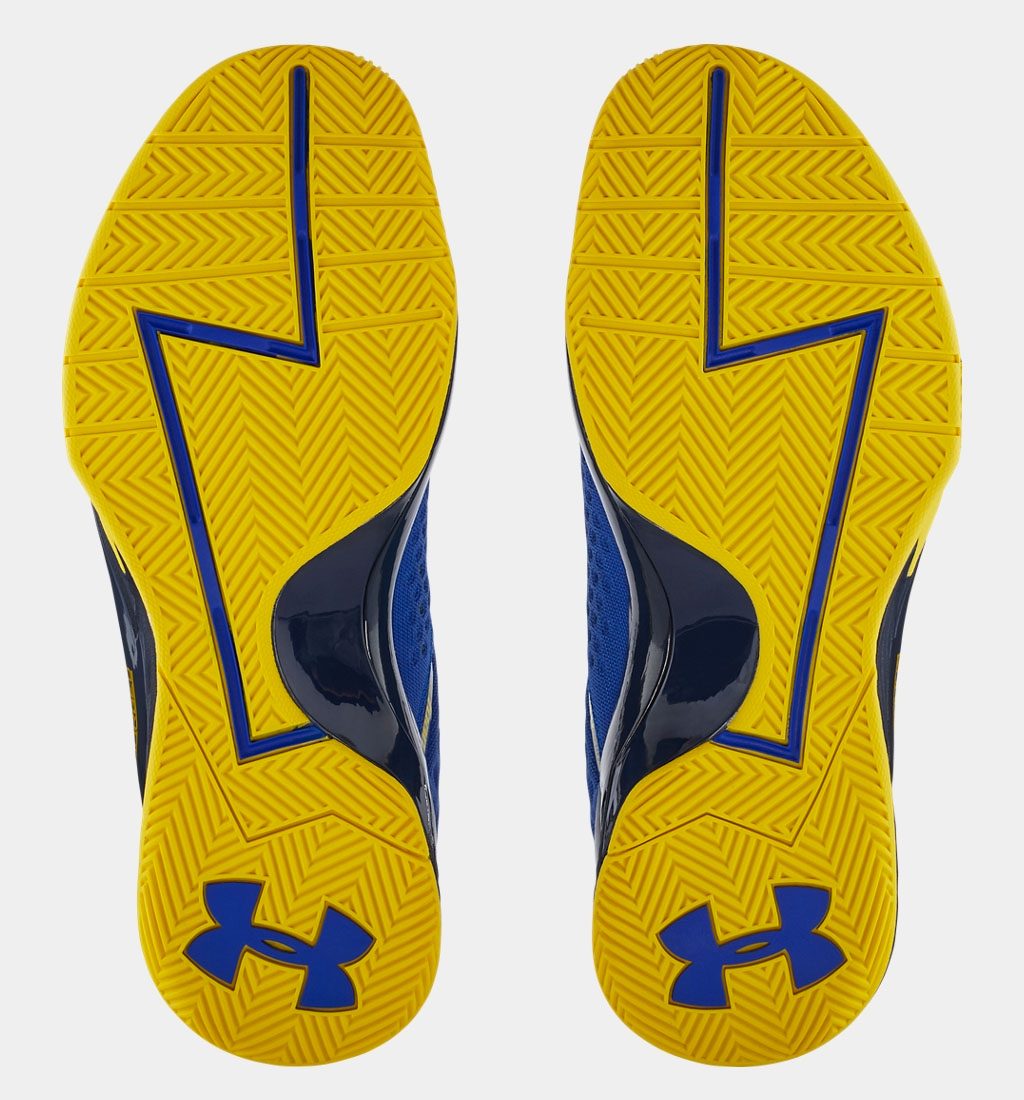 Under Armour Curry One Low Warriors Release Date 1269048-400 (5)