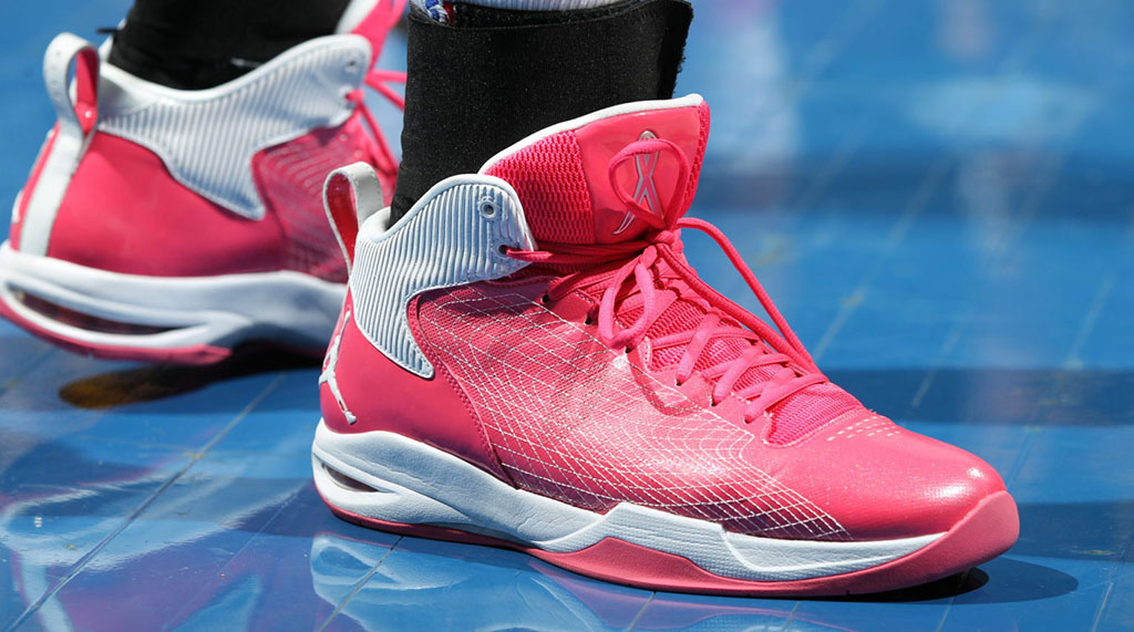 Jordan Fly 23 Maya Moore Breast Cancer Awareness PE (2)