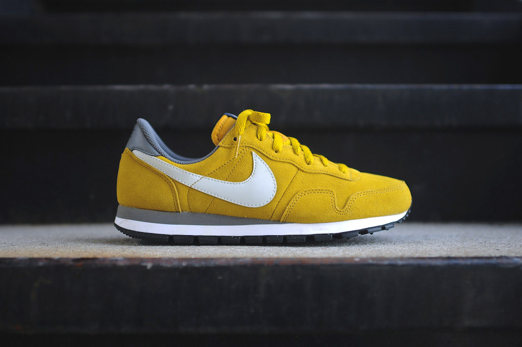 sports shoes 5231f d4bbb Nike Air Pegasus  83 LTR - Dark Citron