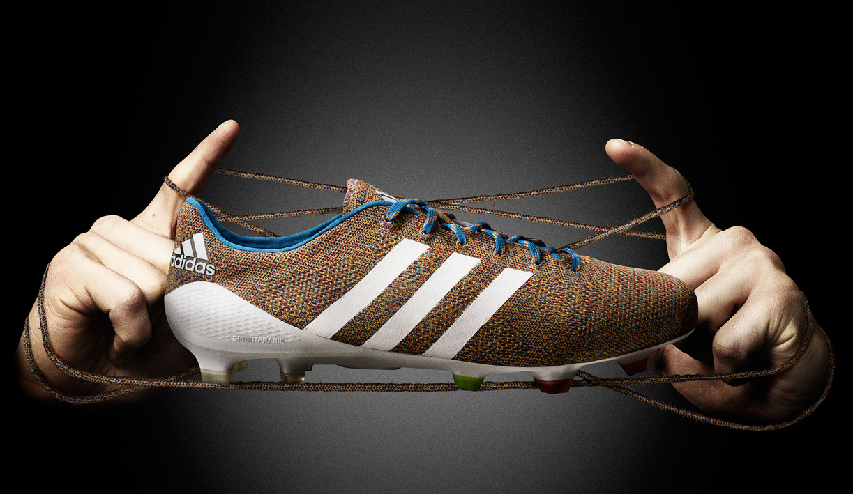 adidas Unveils Samba Primeknit -- First Knitted Soccer Cleat ...