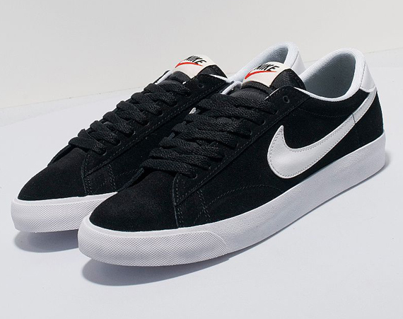 san francisco 66958 8288b Nike Tennis Classic AC - Black White