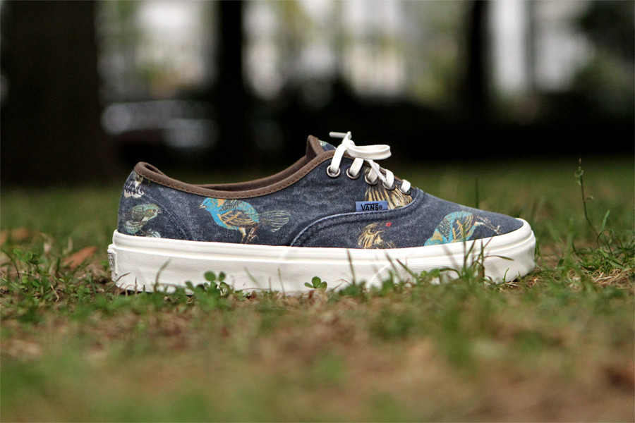 8e5ba5ead3 Vans California Authentic  Birds Pack  Now Available