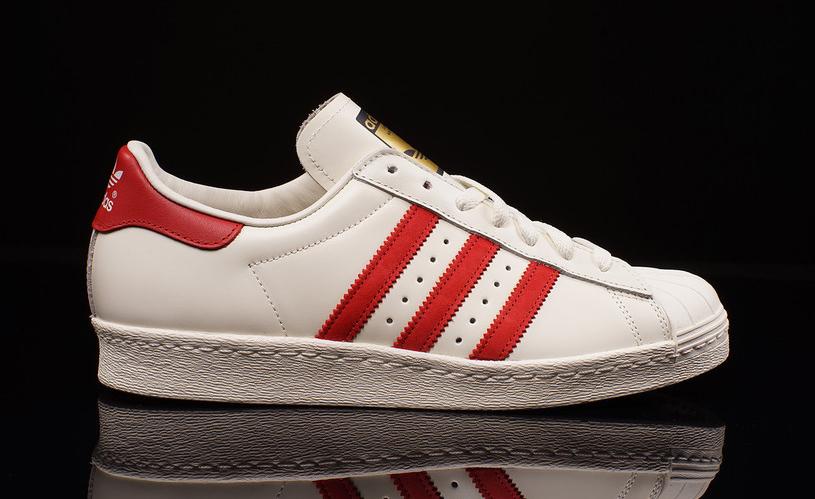 Adidas Superstar Stripes
