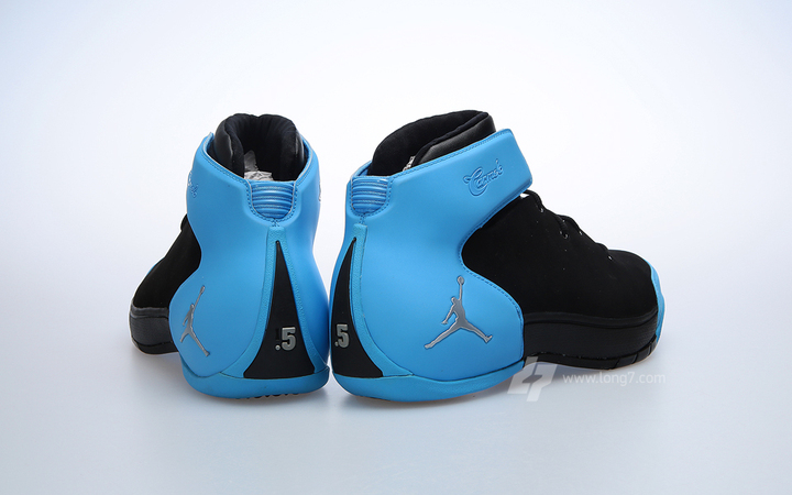 Jordan Melo 1.5 Retro - Black/Carolina