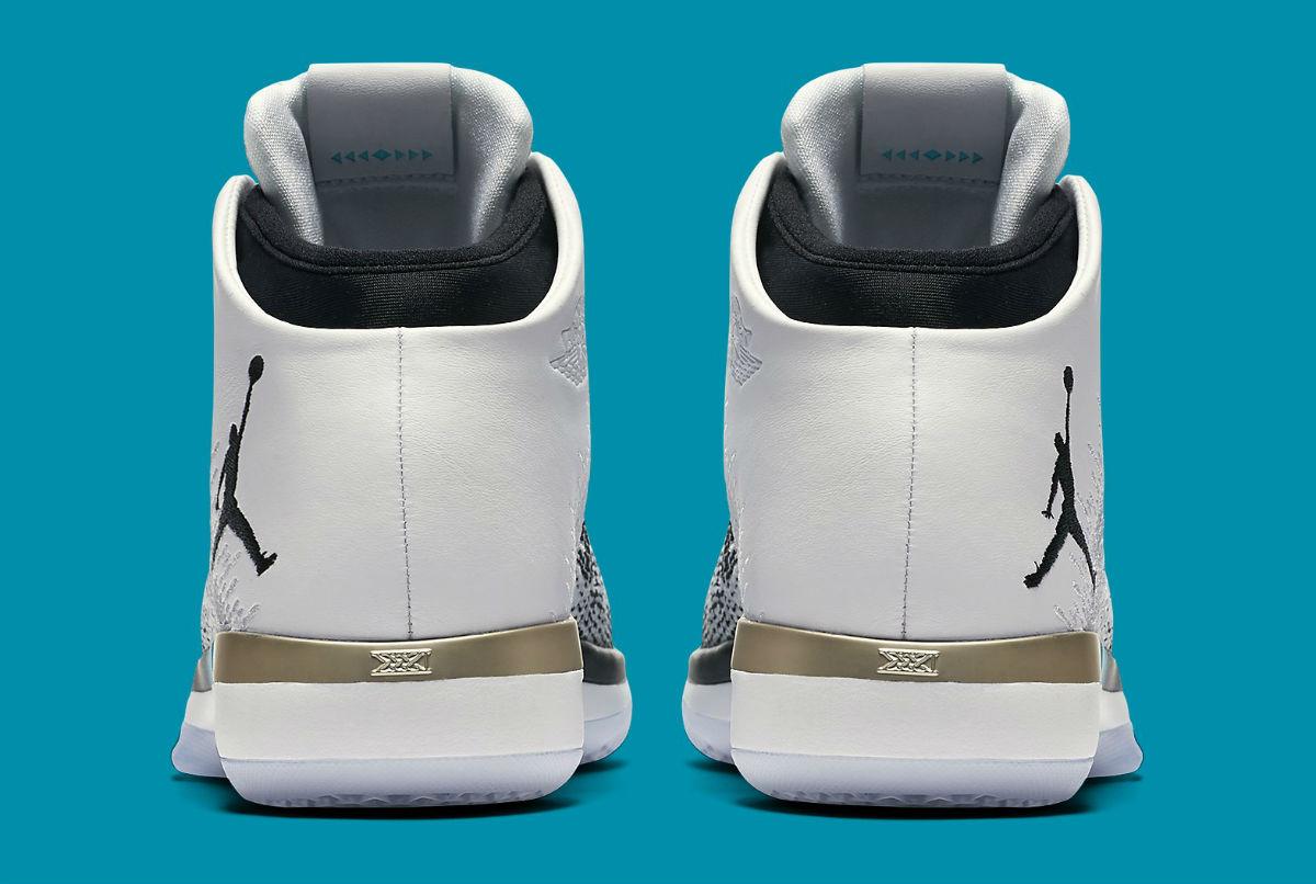 Air Jordan 31 N7 Release Date Heel 854272-003 93f17c50478a