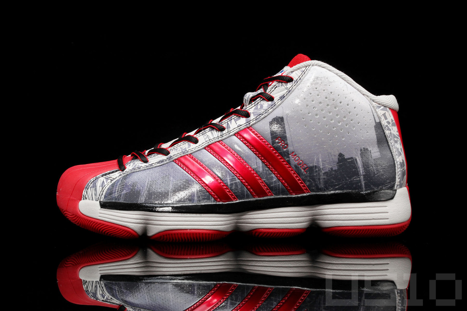 adidas Pro Model 2010 City Pack Chicago