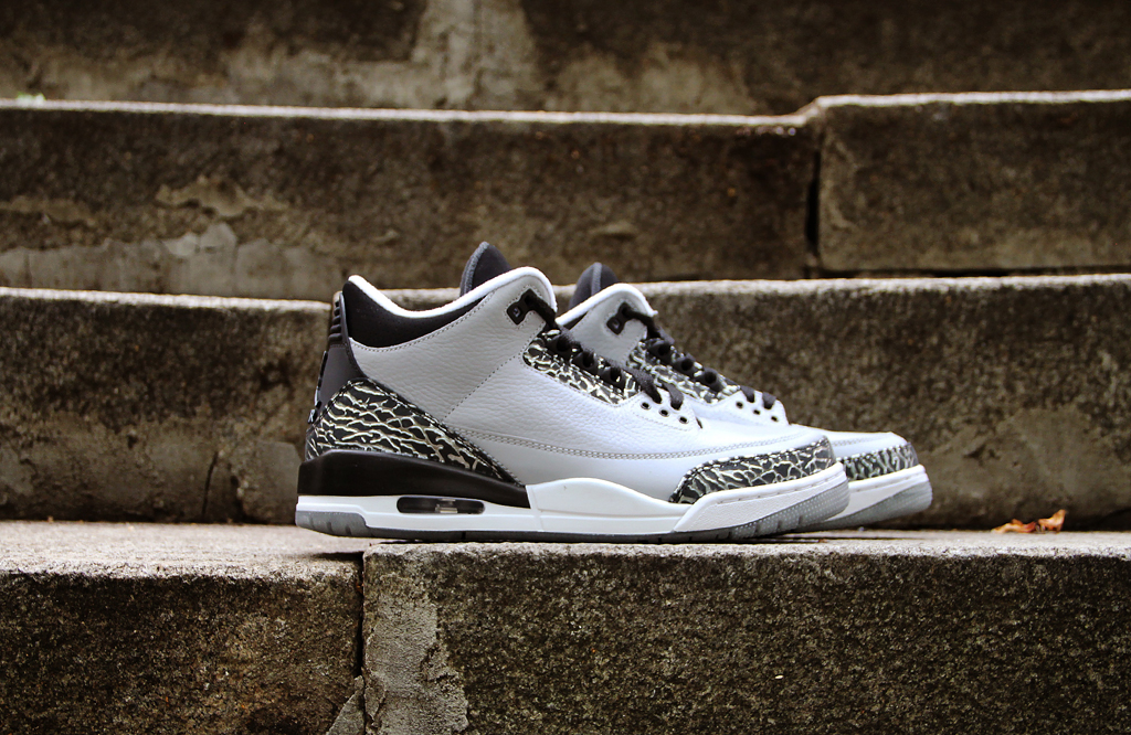 951bab92094b Another Look At The  Wolf Grey  Air Jordan 3 Retro