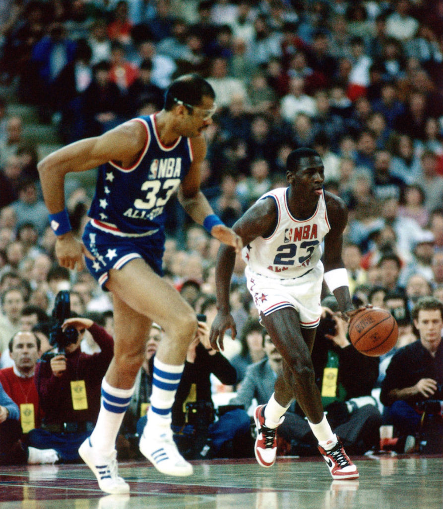 #2350 // 50 Classic Michael Jordan All-Star Game Photos (22)