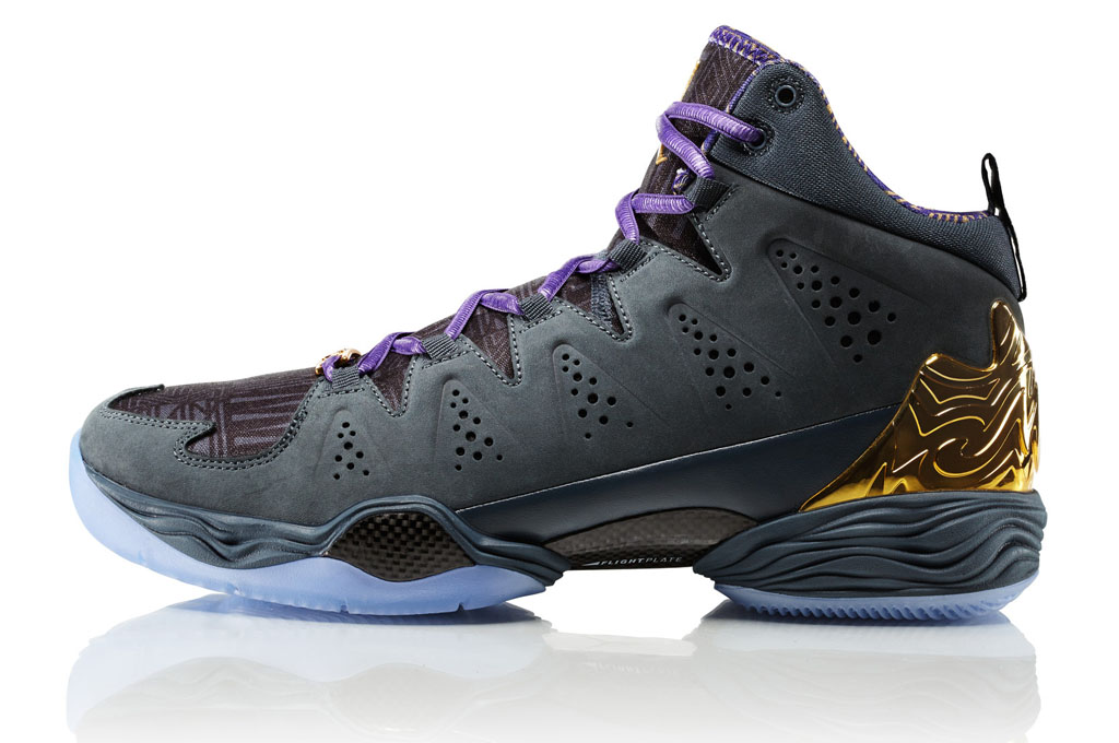 Nike Basketball & Jordan Black History Month 2014 Collection - Melo M10 (1)