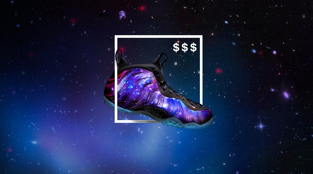 foamposite galaxys