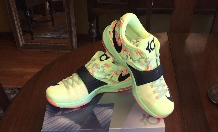 huge discount 6b475 95892 Release Date  Nike KD 7 Easter