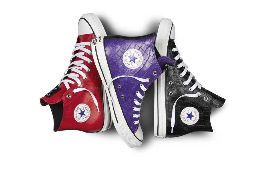Stussy x Converse Chuck Taylor All Star Collection