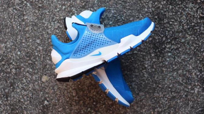new styles edefd 1a6a0 fragment x Nike Sock Dart 'Photo Blue' Releasing Tomorrow ...