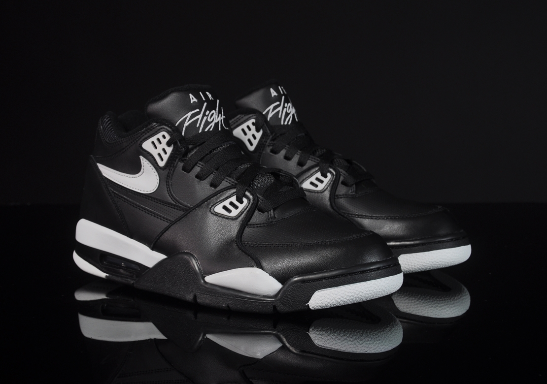 online store 609a6 bd71d The Nike Air Flight  89 vs. The Air Jordan IV   Sole Collector