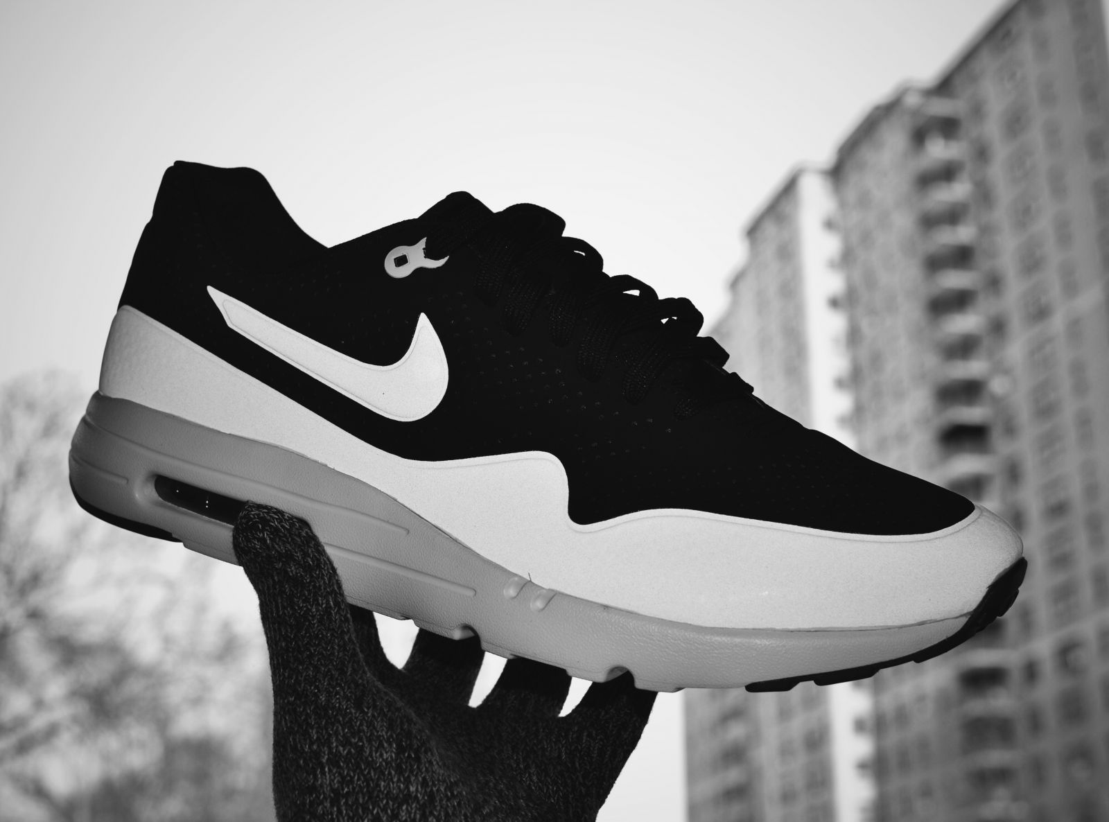 best sneakers 9b712 47361 ... ultra black white on feet Nike Gives the Air Max 90 a Utilitarian  Update SC Spotlight: Pickups of the Week 3.9.2015 | Sole Collector . ...