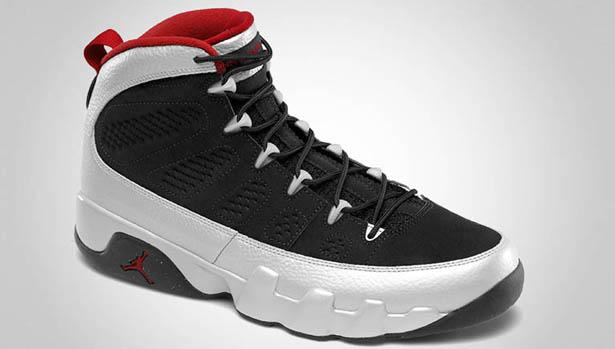 fe5a69d4e85 10/06/2012 Air Jordan 9 Retro 302370-012 Black/Metallic Platinum-Gym Red  $160.00