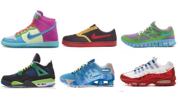 pretty nice c7722 c368a Nike Doernbecher Freestyle Collection 2011
