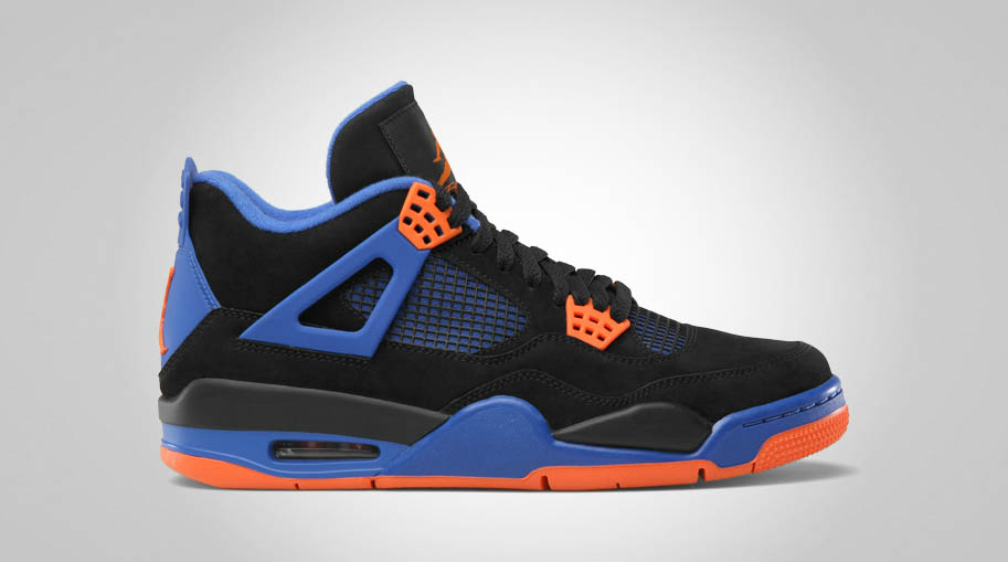 87fe21e9441 Air Jordan Retro 4 - Cavs - Official Photos