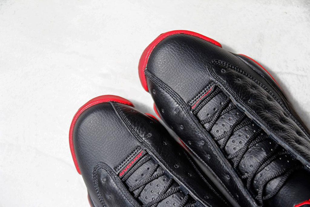 cheap for discount 9e2dd e4eab spain another look at the air jordan 13 retro black infrared 23 1f99c 62dfe