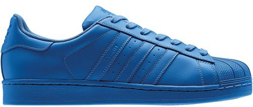 adidas Superstar Bluebird/Bluebird-Bluebird