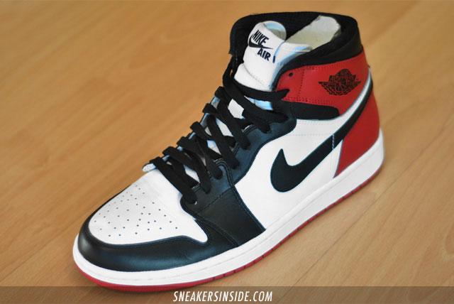 air jordan 1 2013 black toe