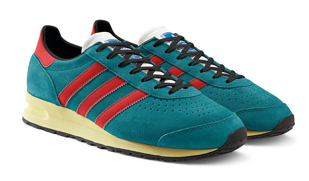 adidas Originals Marathon 85 Pack Fall/Winter 2013 Green (2)