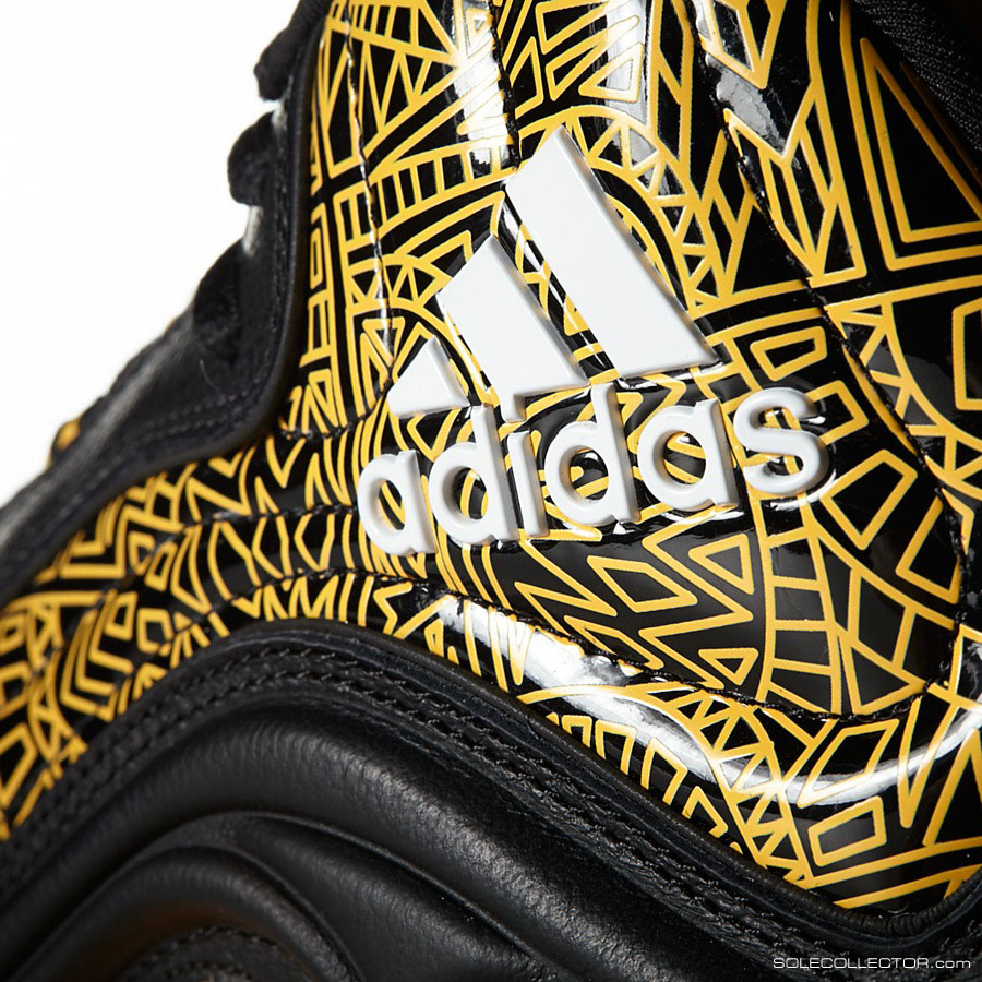 adidas Crazy 2 II KB8 Black/Yellow (6)