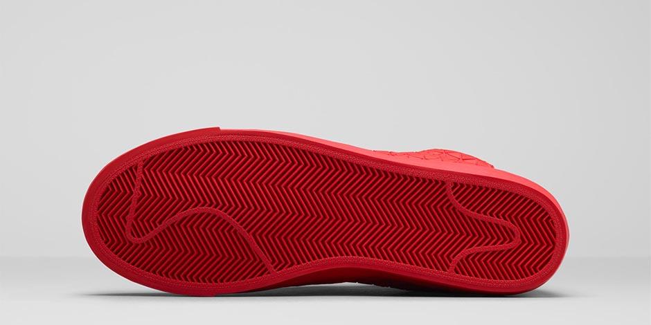 Nike Blazer All Red