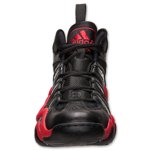 adidas Crazy 8 - Black/Red - Finish Line Exclusive (2)