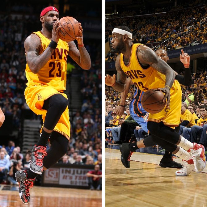 #SoleWatch NBA Power Ranking for February 1: LeBron James