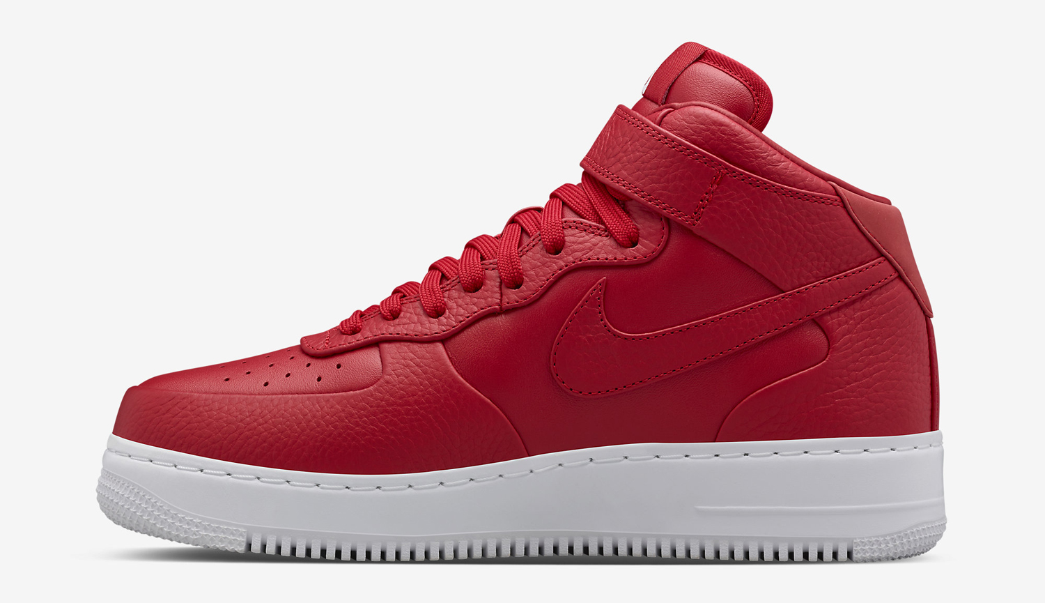 red air force 1 mid