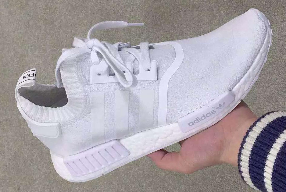 adidas NMD All-White