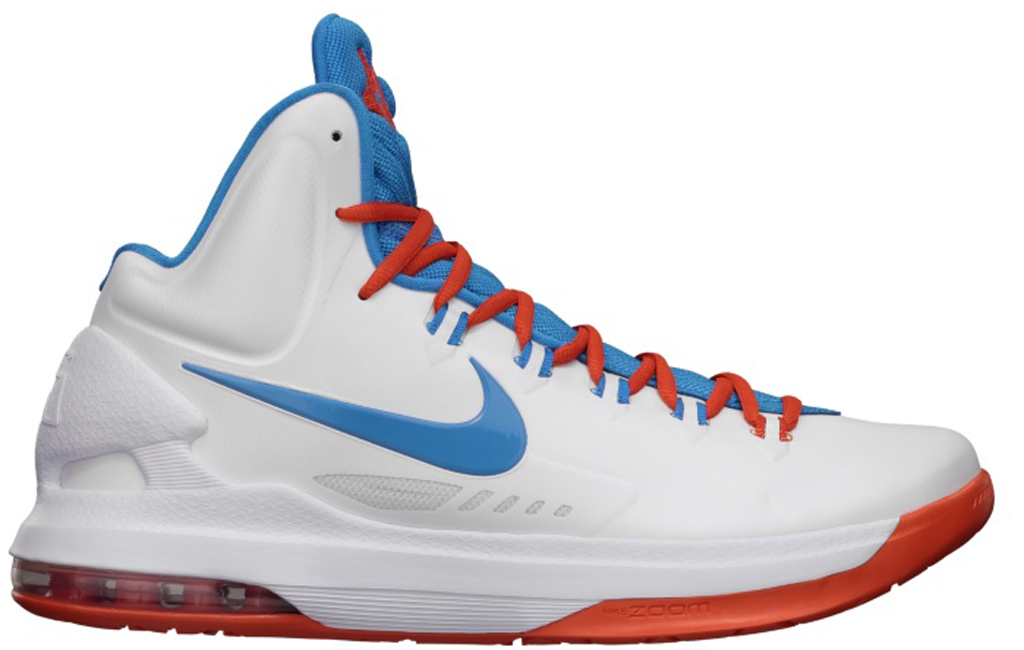 4a2453f2370c Nike KD V  The Definitive Guide to Colorways