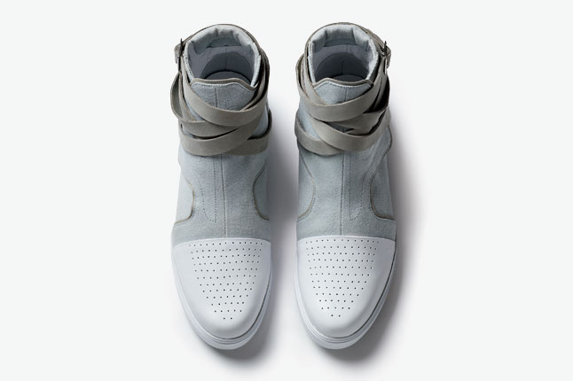 adidas SLVR Fashion Mid Strap Grey (2)