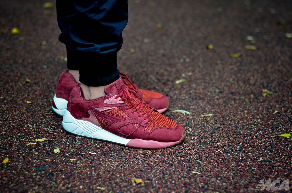 foshizzles in the BWGH x PUMA XS850