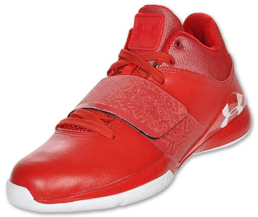 Under Armour Micro G Bloodline - Compton Red