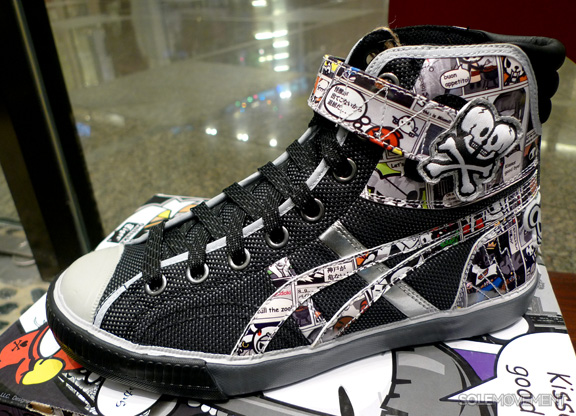 tokidoki x Onitsuka Tiger Final Collection