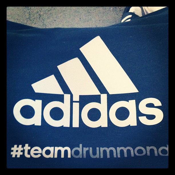 adidas Team T-Shirt Andre Drummond