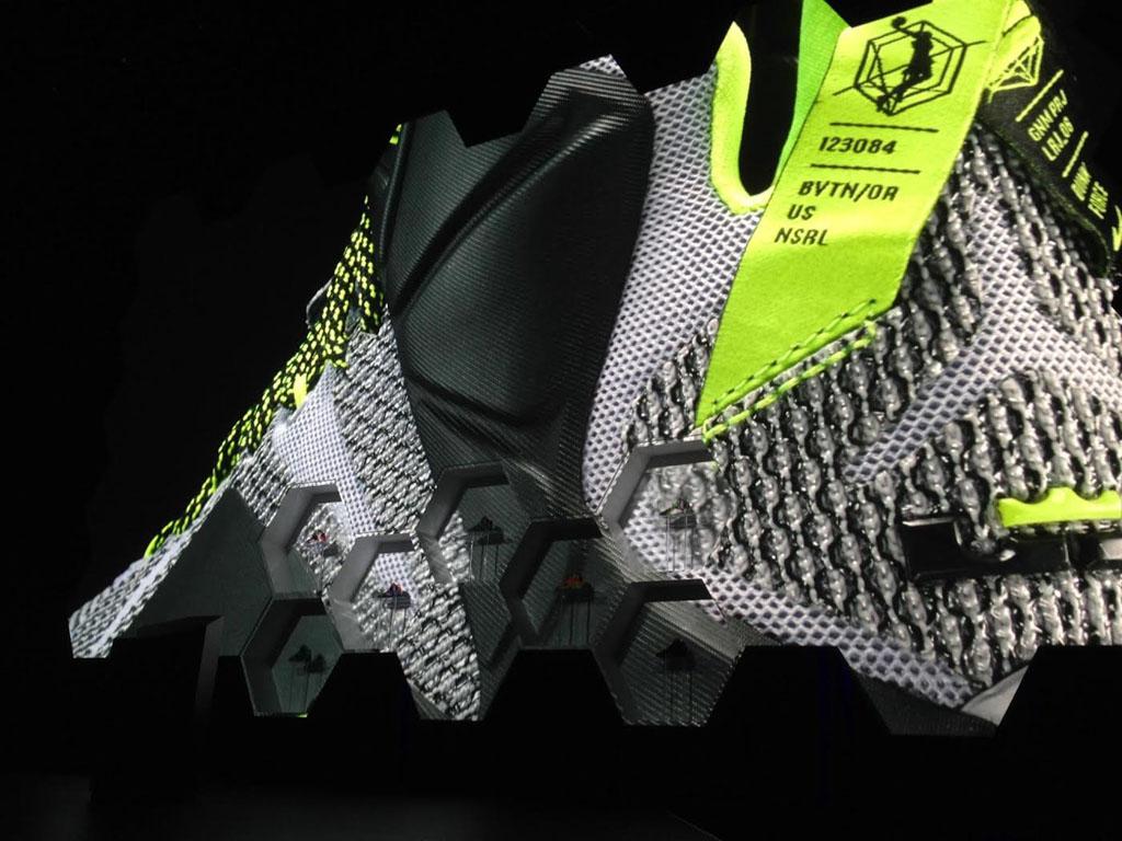 04d87d1fd413 Nike LeBron 12 - Live Event Coverage