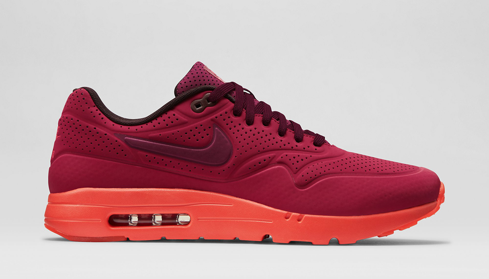 Air Max 1 Ultra Moire (gym Rouge / Red Bull