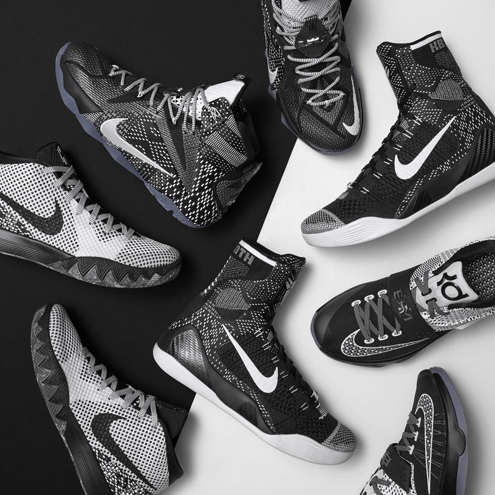 Nike Kobe Shoe Timeline