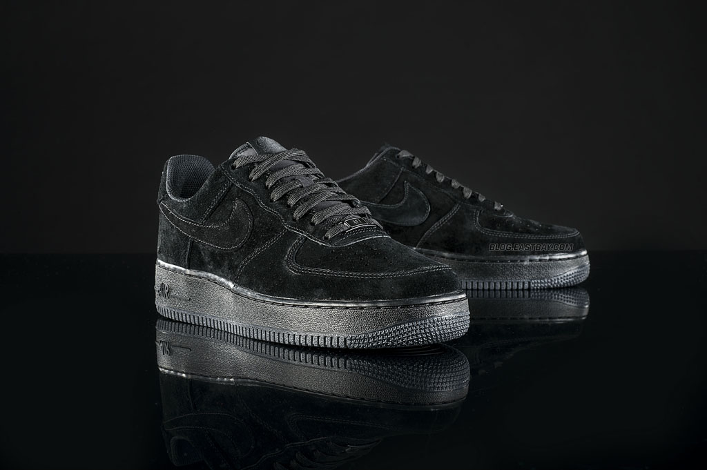 Nike Air Force 1 Low Triple Black
