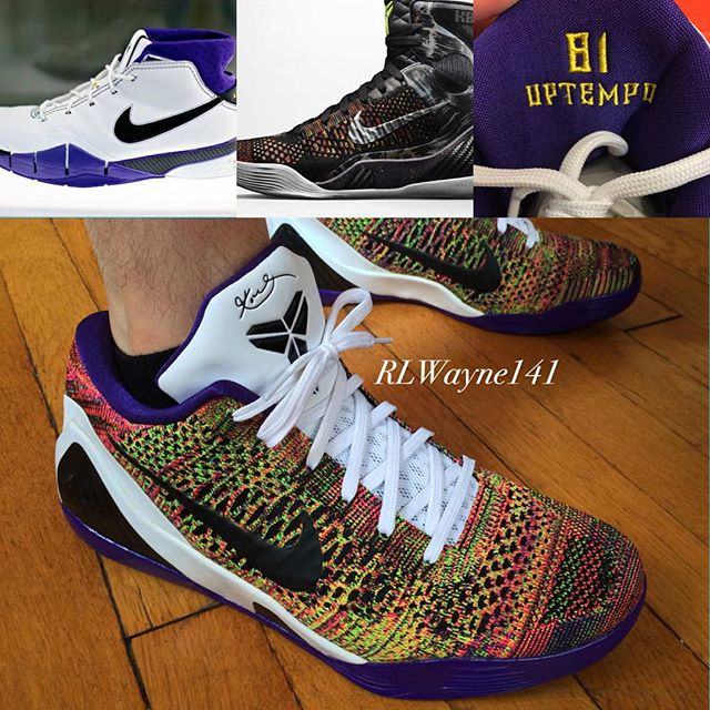 NIKEiD Kobe Colorways (2)